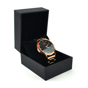 The Vigilate Watch in Rose Gold