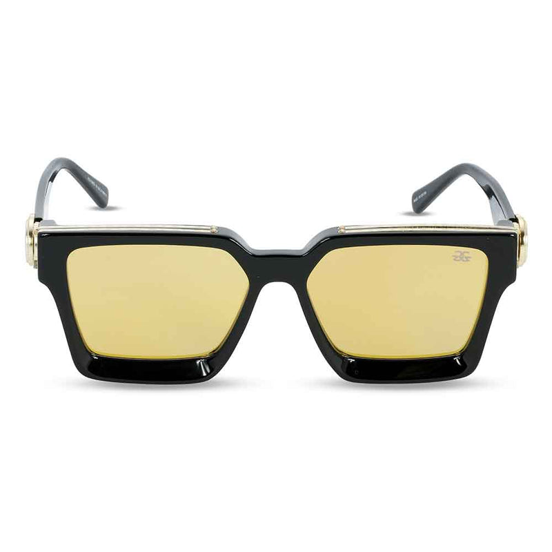 The Virgil Designer LV Sunglasses Gold Gods Black 1