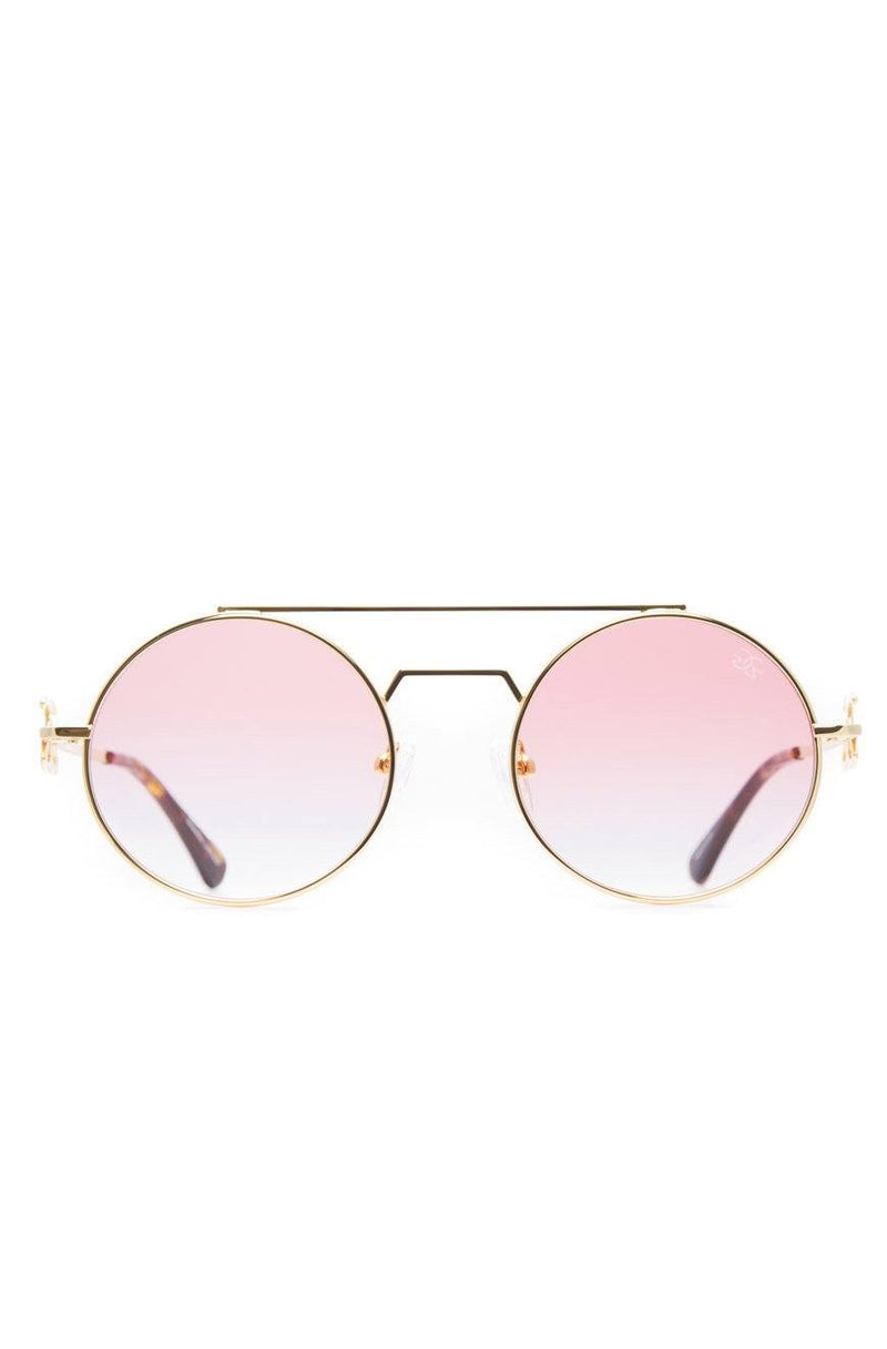 The Visionaries Sunglasses in Pink Gradient