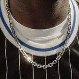 White Gold Hermes Rolo Link Chain 18 22 Inches Gold Gods
