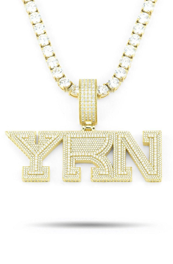 Gucci Link Chain >> Yung Rich Nation YRN Limited Edition Piece - The Gold Gods Jewelry