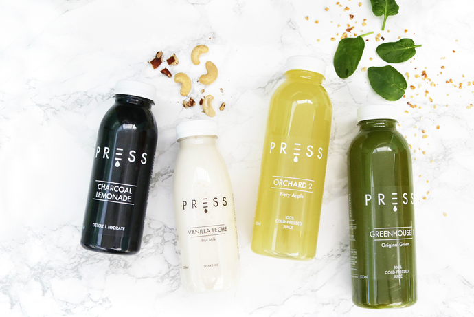 5 Reasons To Drink Cold Pressed Juice