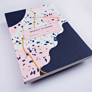 The completist weekly planner A6 pocket size brooklyn