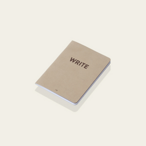 Mini memo book lined pages write notebook