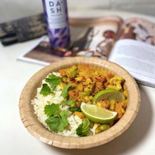 Load image into Gallery viewer, coconut curry made at first coffee shop