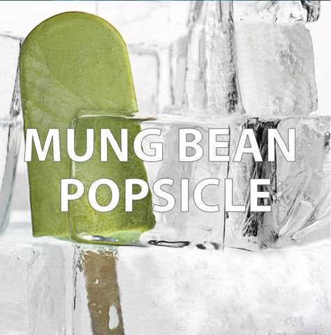 Alpha Pods - 緑豆の氷 Mung Bean Popsicle