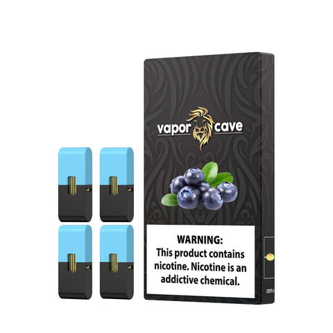 Image of 互換Pod For Juul - ブルーベリー Blueberry
