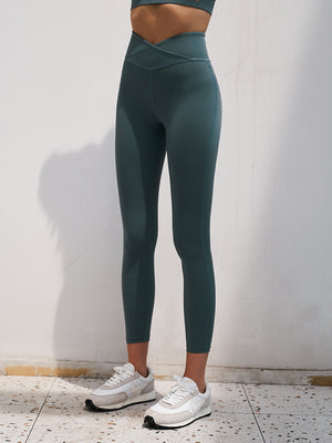 Load image into Gallery viewer, Sports leggings High resilience, slimming muscle training leggings