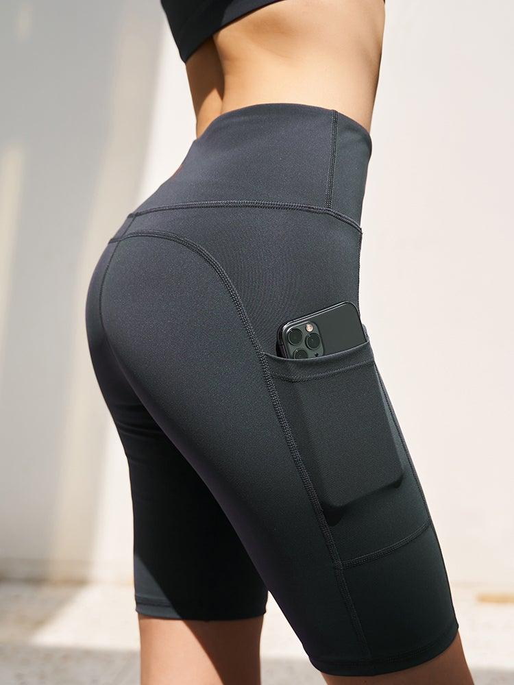 Load image into Gallery viewer, 5 minutes length sports leggings quick-drying yoga
