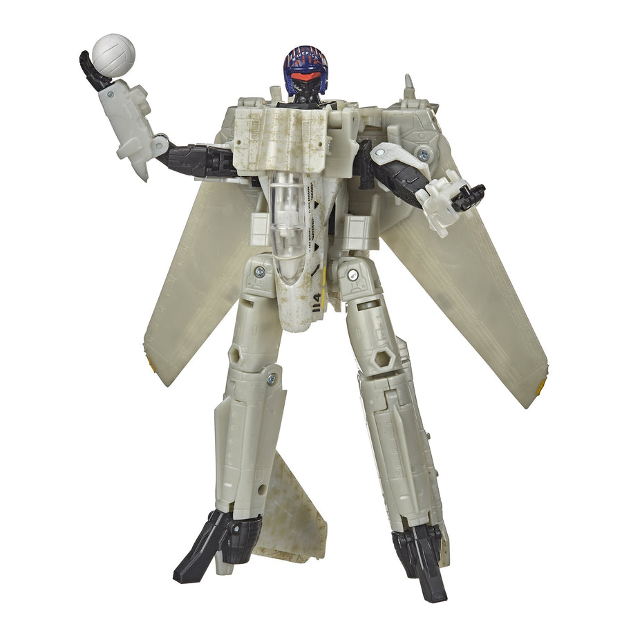 Transformers Generations Top Gun Mash-Up Maverick Robot