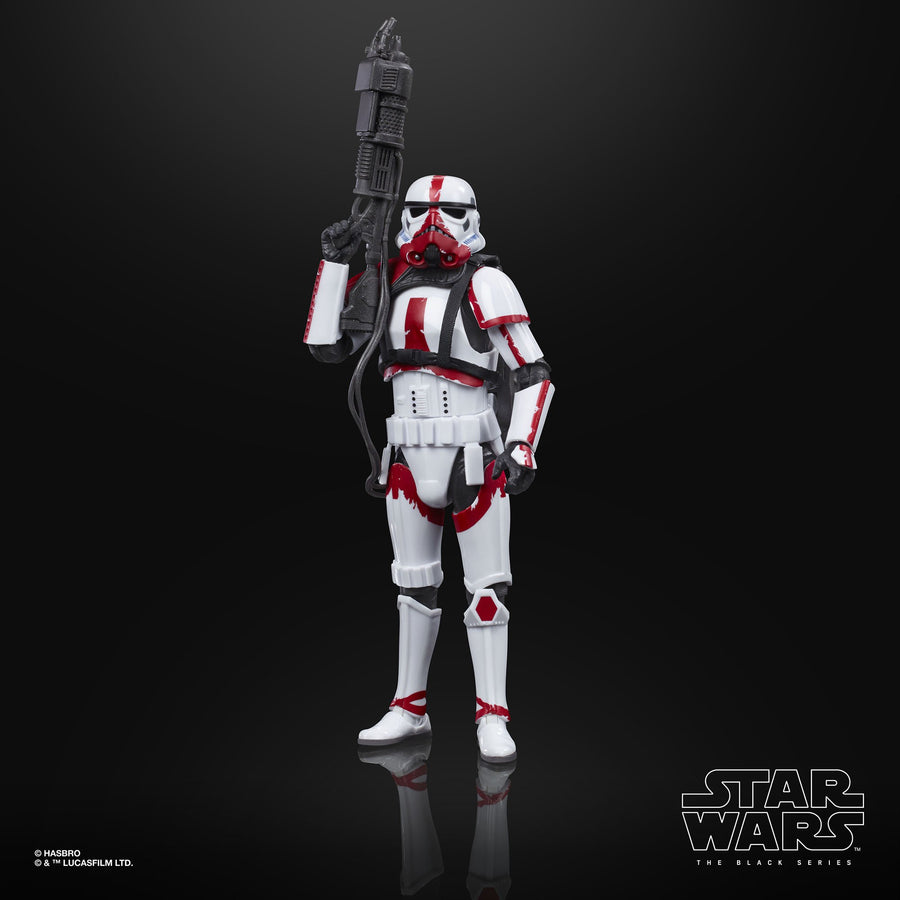 Star Wars The Black Series Incinerator Trooper