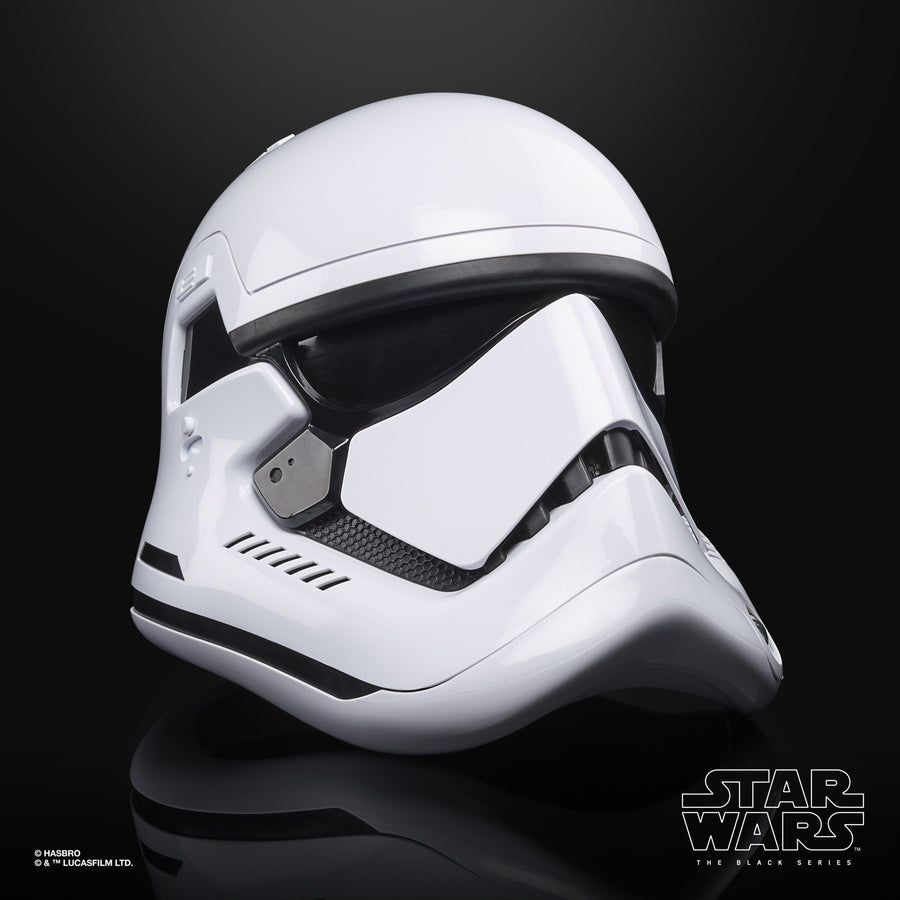 Star Wars The Black Series First Order Stormtrooper Electronic Helmet