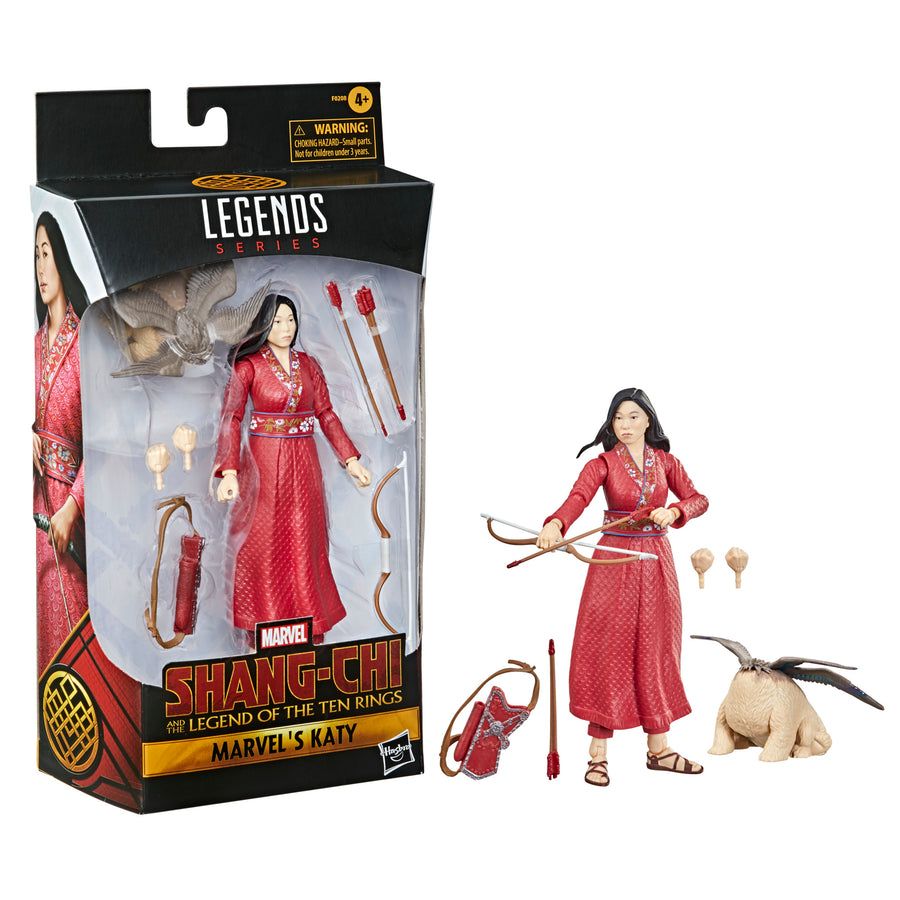 Hasbro Marvel Legends Series Shang-Chi And Legend Of Ten Rings Marvel's Katy