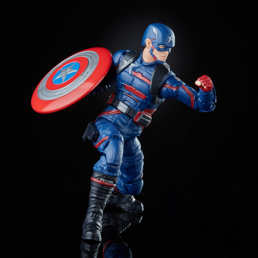 Marvel Legends Series Captain America: John F. Walker