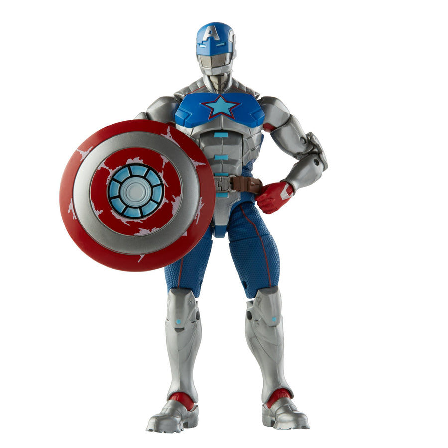 Marvel Legends Series Civil Warrior With Shield
