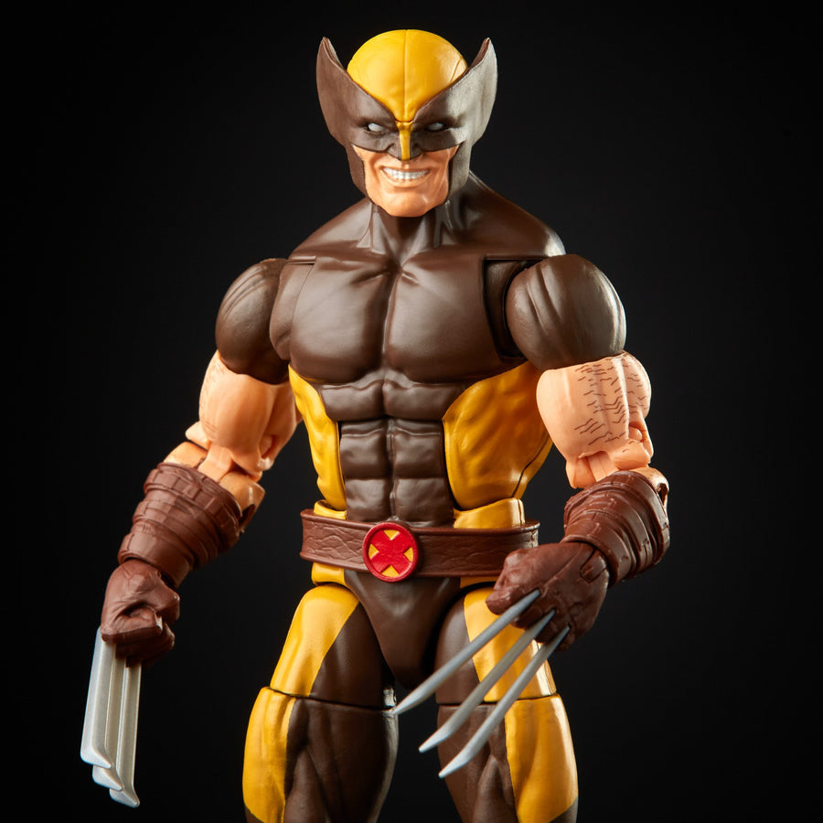 Marvel Legends Series X-Men Wolverine Action Figure