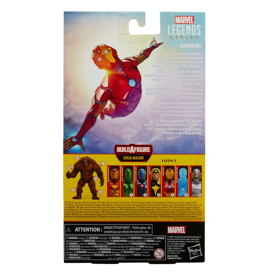 Marvel Legends Series Ironheart