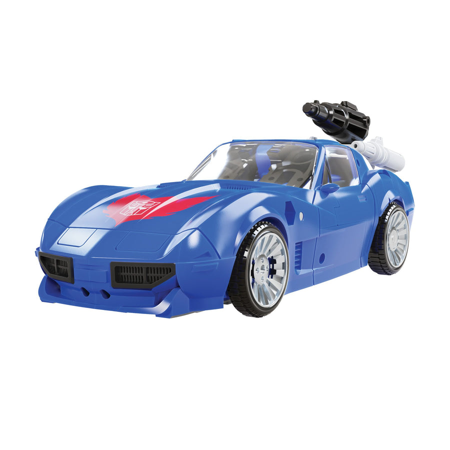 Transformers Generations War for Cybertron: Kingdom Deluxe WFC-K26 Autobot Tracks