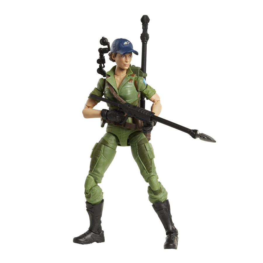 G.I. Joe Classified Series Lady Jaye Action Figure