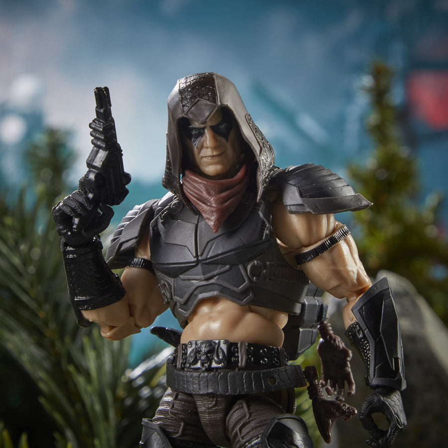 G.I. Joe Classified Series Zartan Action Figure