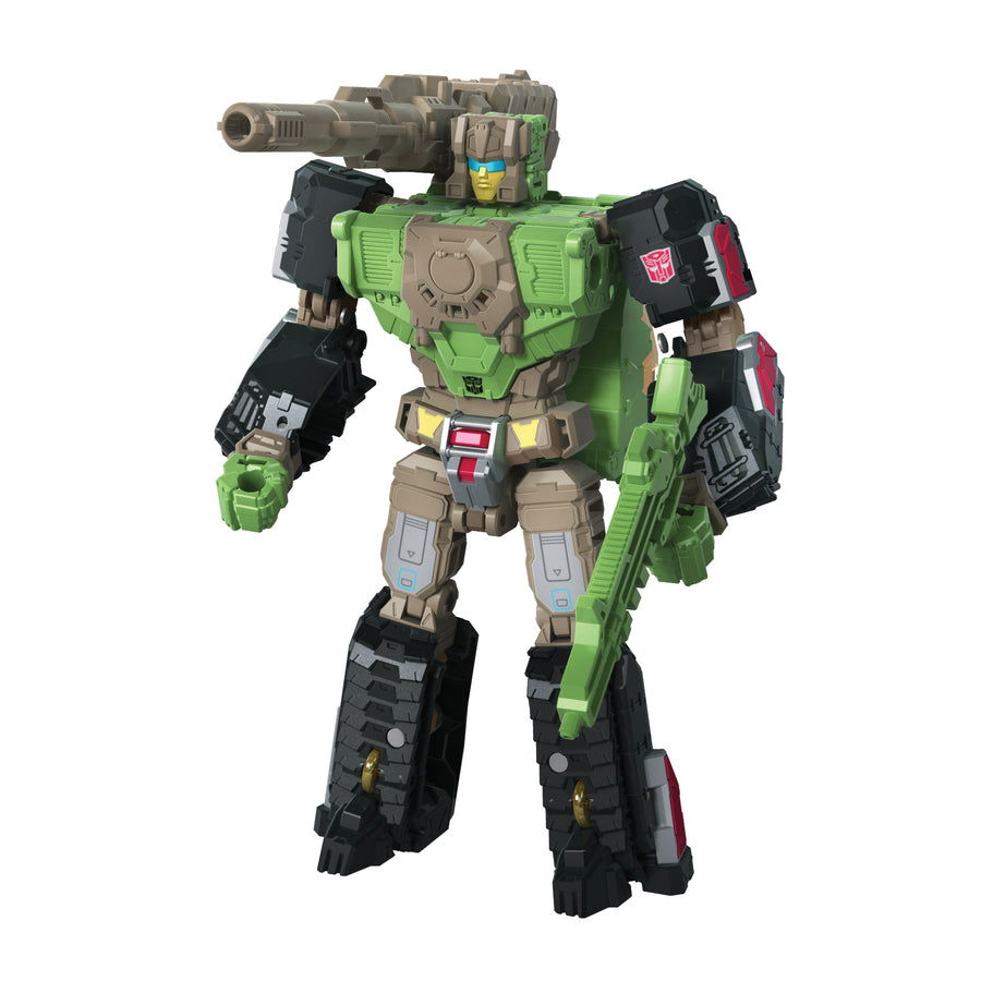 Transformers Generations Retro Headmaster Hardhead