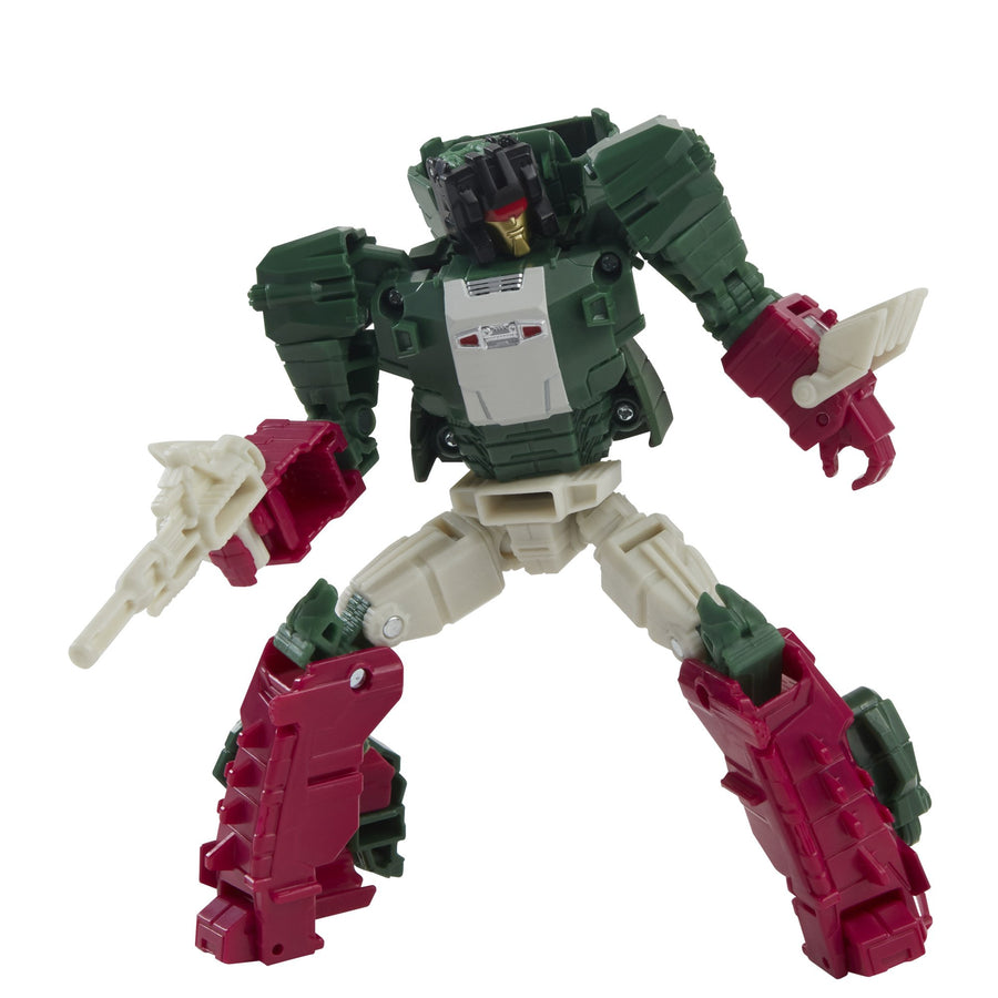 Transformers Generations Retro Headmaster Skullcruncher