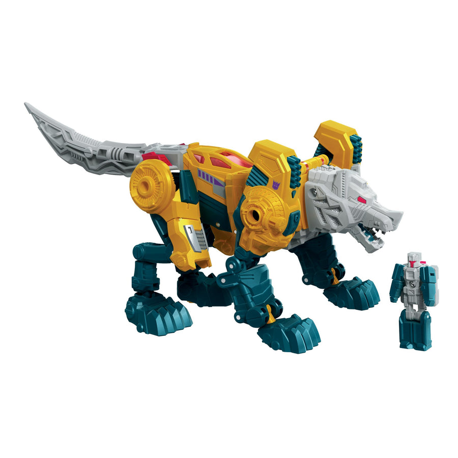 Transformers Generations Retro Headmaster Weirdwolf