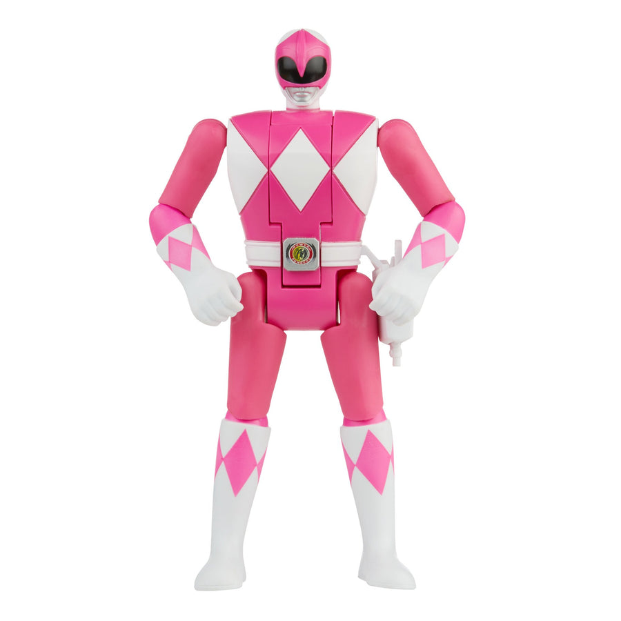 Power Rangers Retro-Morphin Pink Ranger Kimberly