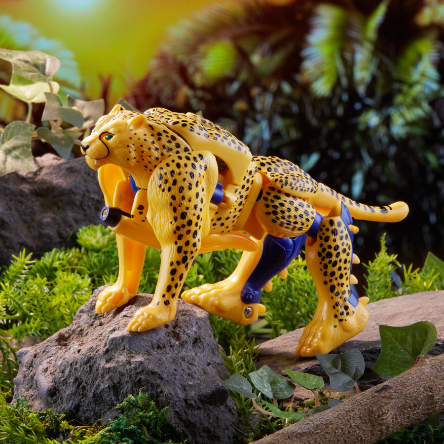 Transformers Vintage Beast Wars Cheetor