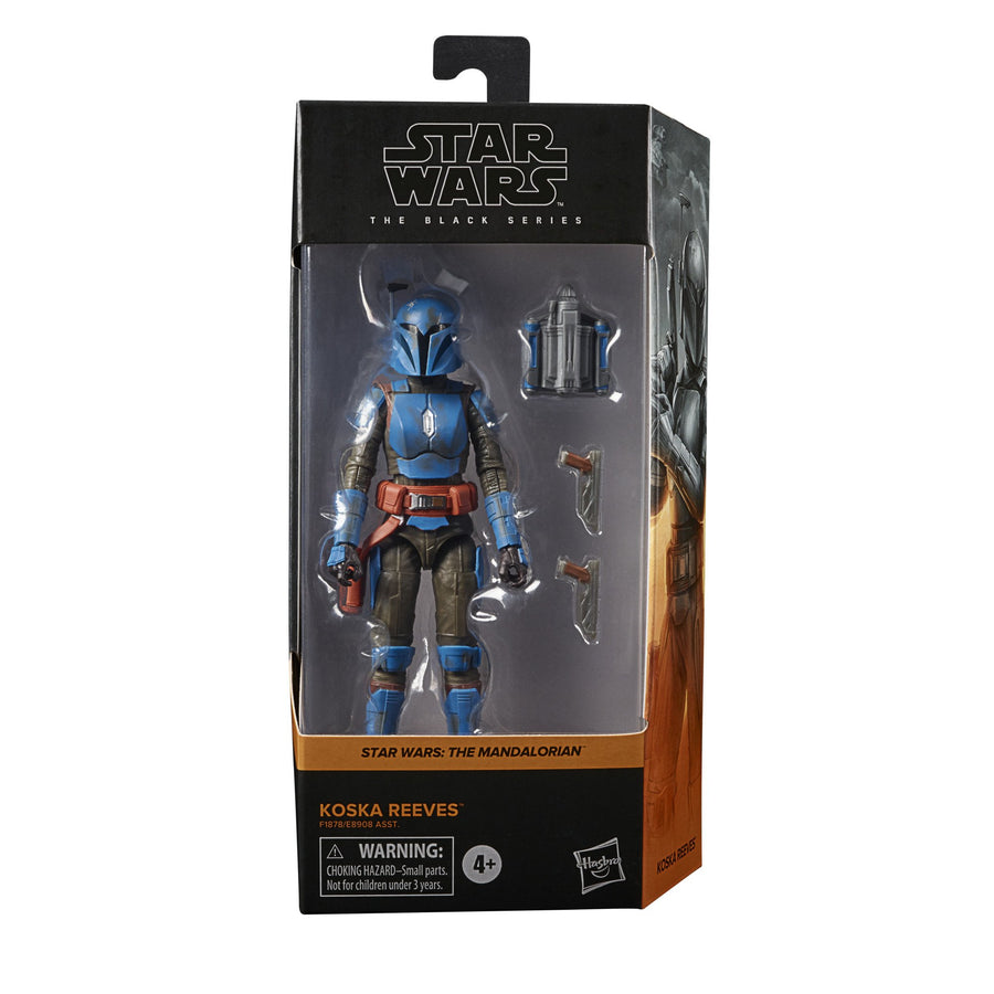 Star Wars The Black Series Koska Reeves