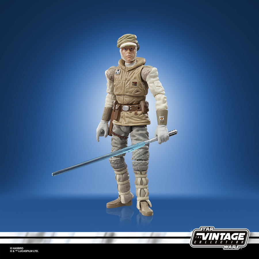 Star Wars The Vintage Collection Luke Skywalker (Hoth)