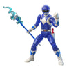Power Rangers Lightning Collection Mighty Morphin Metallic Blue Ranger