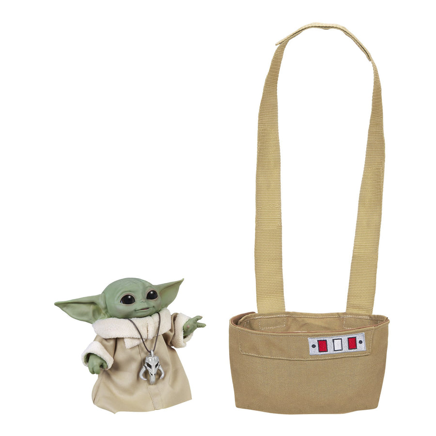 Star Wars The Child Animatronic Edition Figure with Carrier