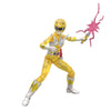 Power Rangers Lightning Collection Mighty Morphin Metallic Yellow Ranger