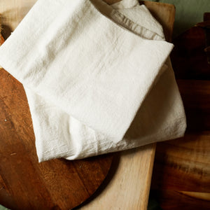 All purpose white kitchen towel set