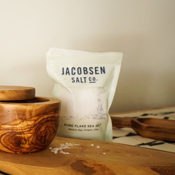 Pure Flake Sea Salt - Jacobsen Salt Co.