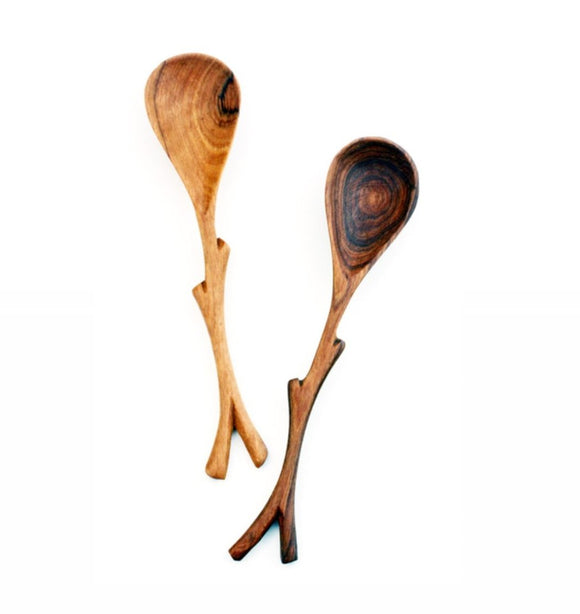 Branch Handle Small Wood Spoon