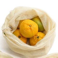 reusable produce bags with weight