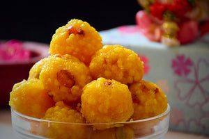 Laddu - Boondi 8-10 pcs