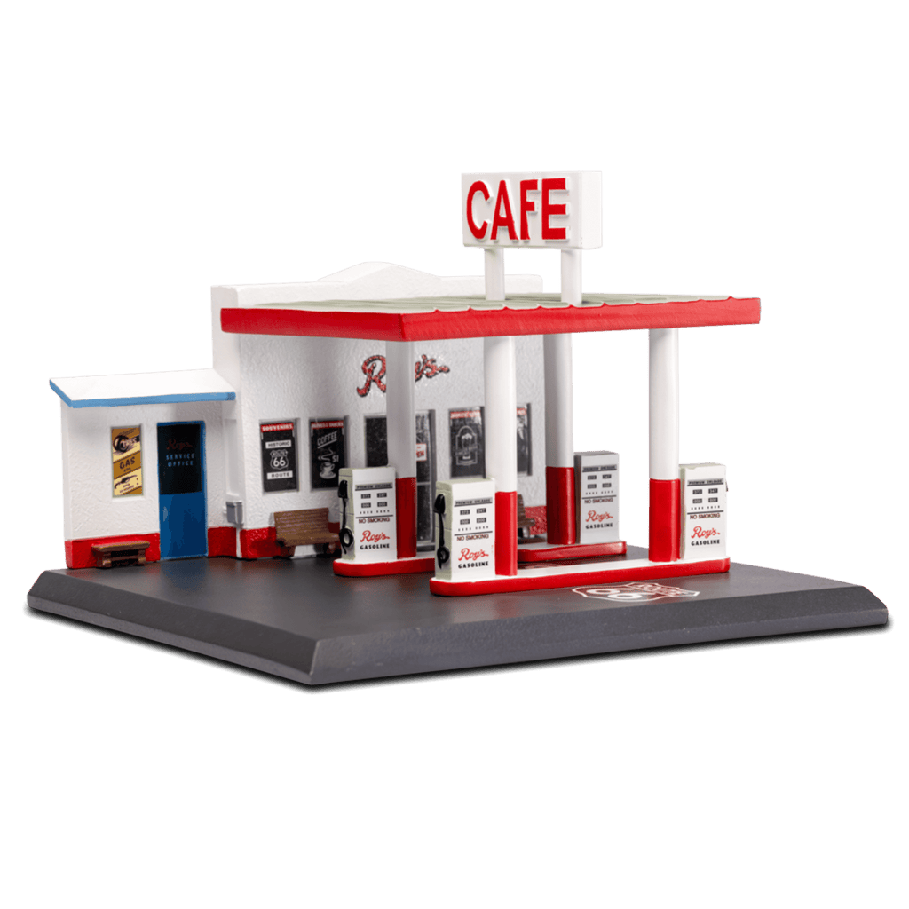 1st Edition, Roy's Cafe, 1/43 Scale Replica