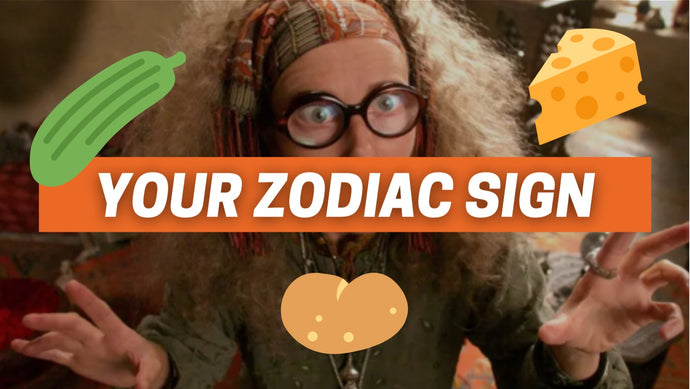 Tell us your zodiac sign and we will tell you which Raclette element you are!
