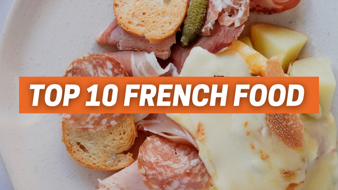 Top 10 French Food
