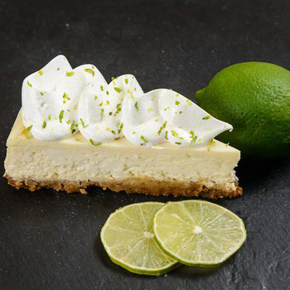 Cheesecake lime și bezea