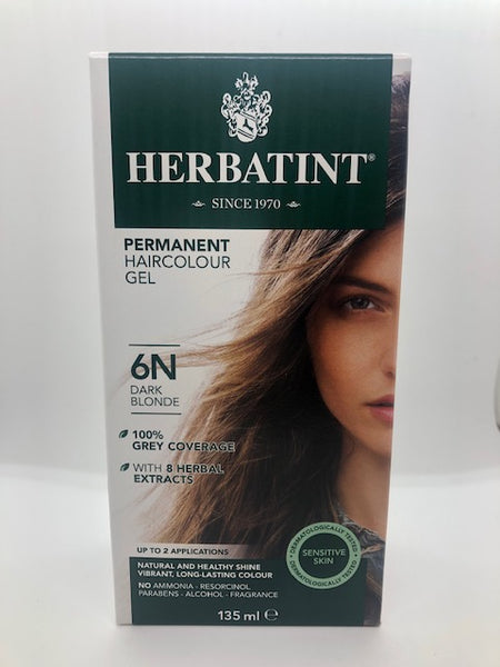 Herbatint Hair Colour - 6N (dark blond)