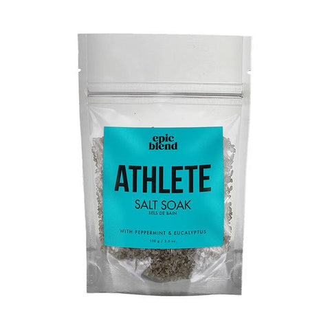 Athlete Salk Soak