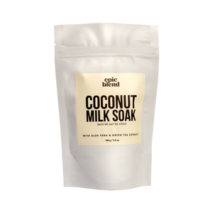 Coconut Milk Soak