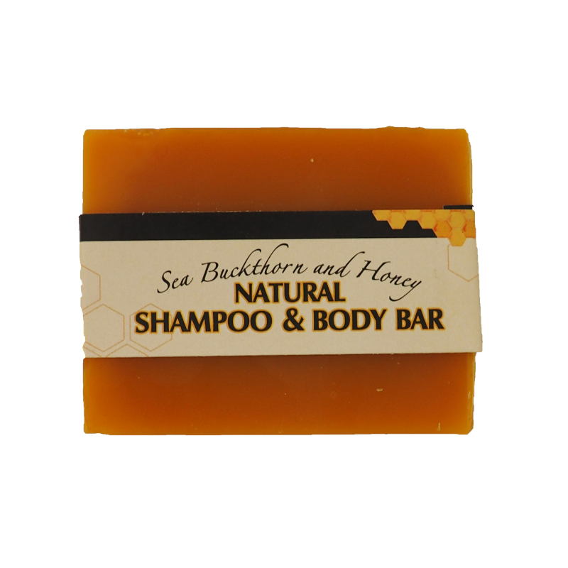 hair and body shampoo bar