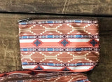 Aztec Cosmetic Pouch by Justin-Red