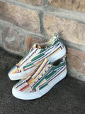 Corkys Women's Babalu Sneaker in Boho Stripes