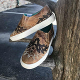Corral Star inlay & Embroidery Sneaker